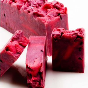 Natural soap: Spanish Wine