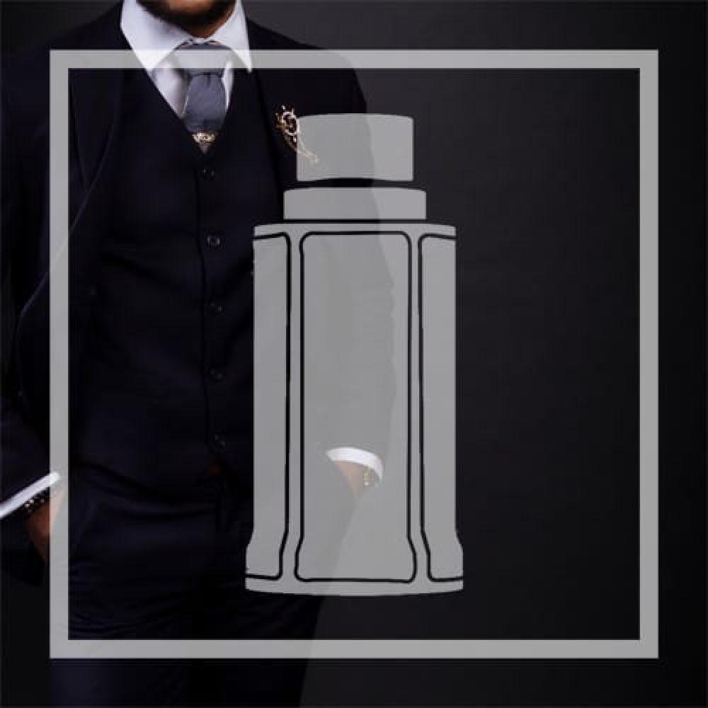 Vegan alternative to the scent. Equivalent Hugo Boss