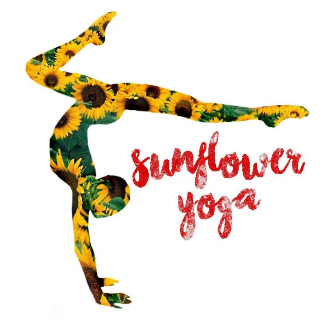 sunflower-yoga