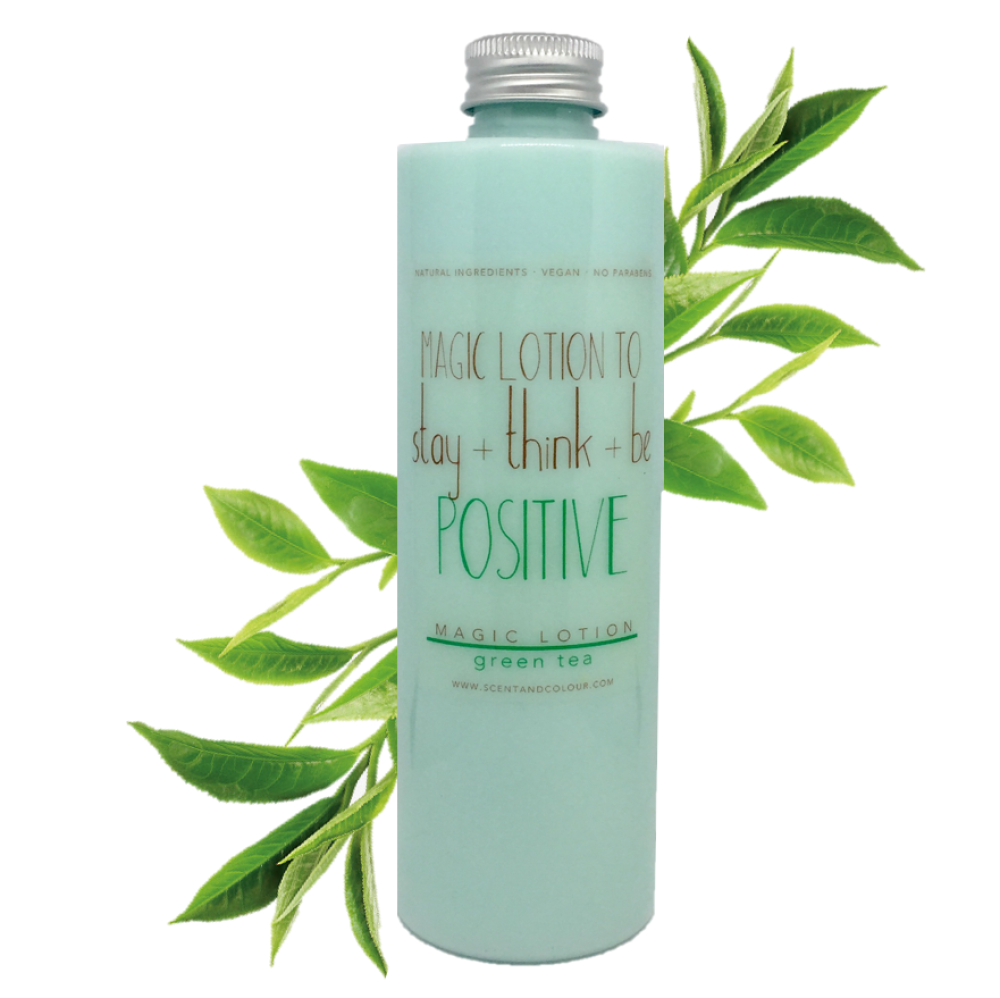 Magic lotion - Green Tea
