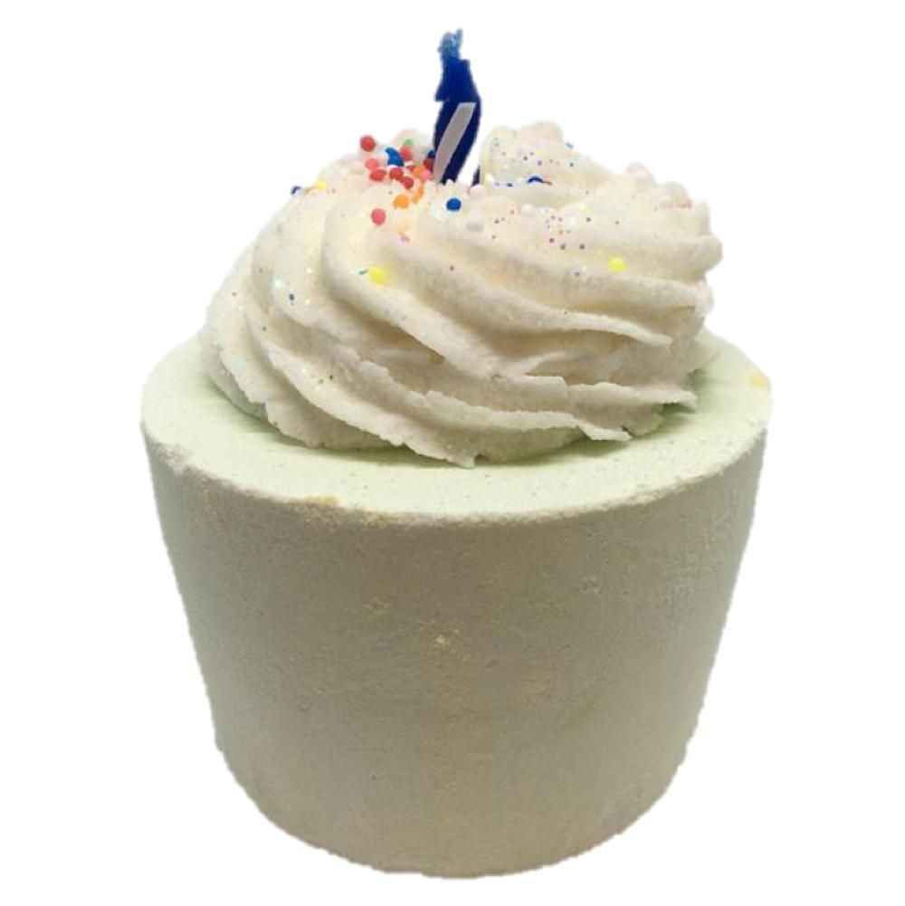 Meringue Birthday Bath Bomb