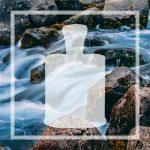 Vegan alternative Silver Mountain Water Creed