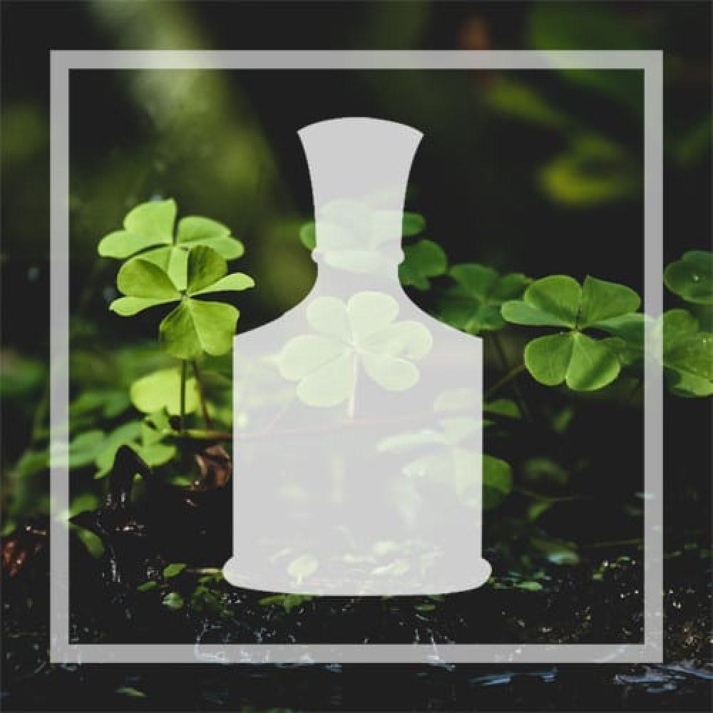 Vegan alternative to green Irish tweed by creed