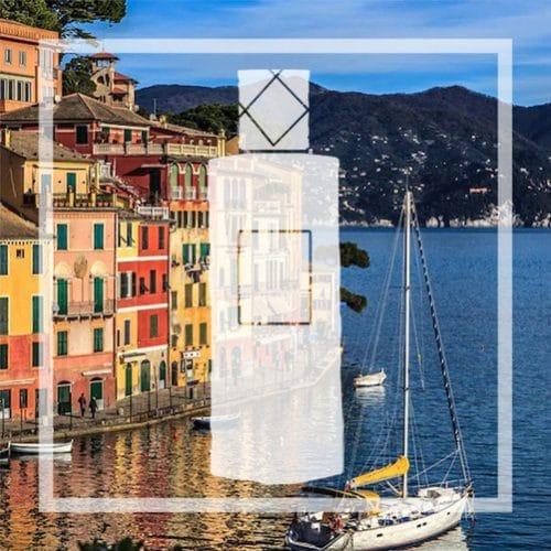 Vegan alternative to Escale a Portofino