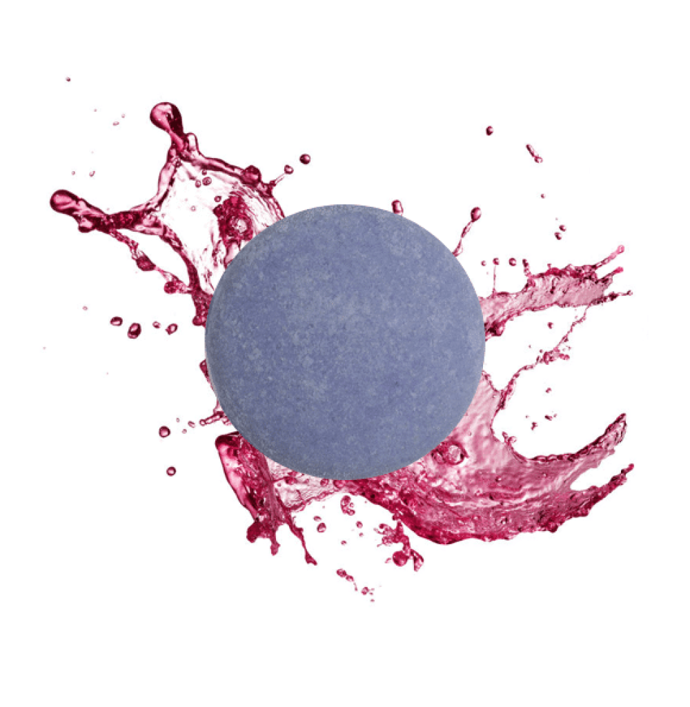 skin conditioner bar. blackcurrant