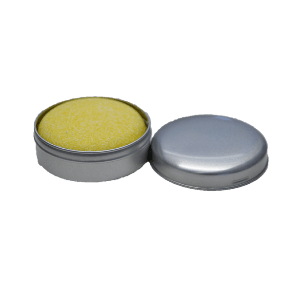 tin to keep shampoo bar and conditioner bar. Smoothie bar